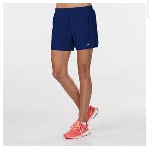 "Navy road runner 5"" line shortsNWT for sale"